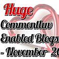 Latest Commentluv Enabled Blogs List