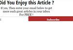 Blogger Subscription Box