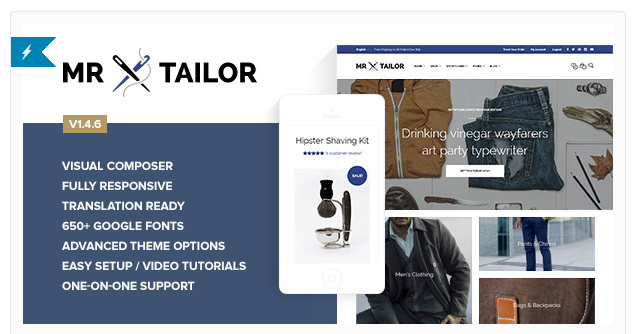 Mr Tailor by Get Bowtied