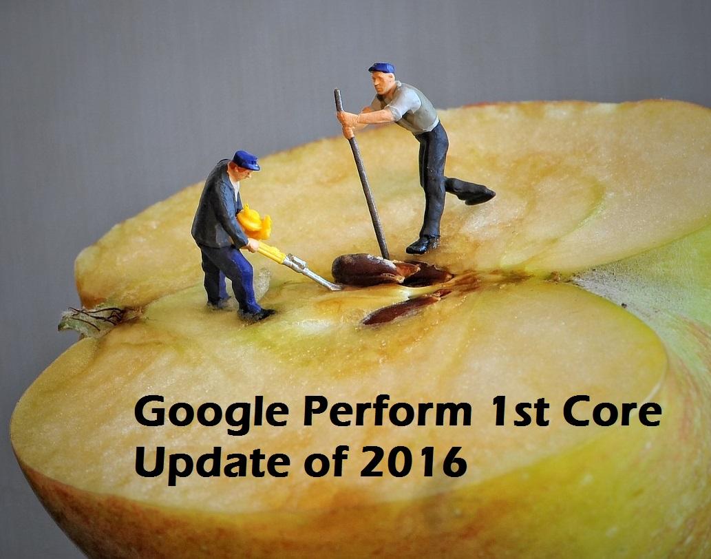 google search engine algorithm