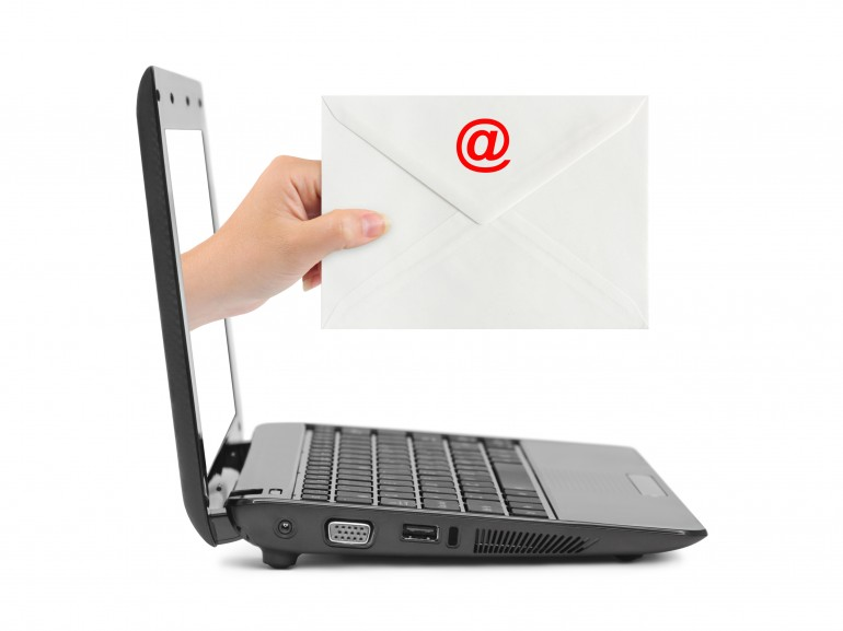 email click through rate