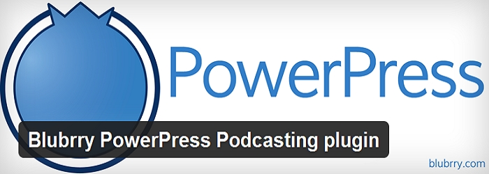 WordPress Podcast Plugins: Blubrry PowerPress