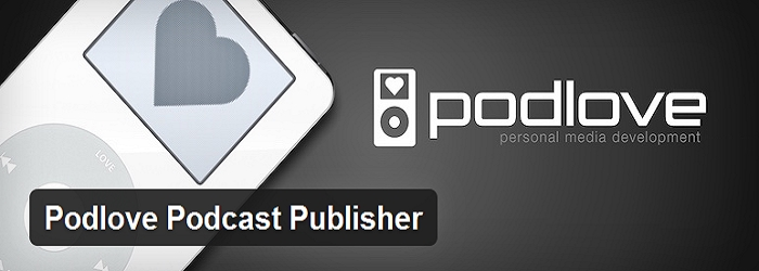 WordPress Podcast Plugins: Podlove Podcast Publisher