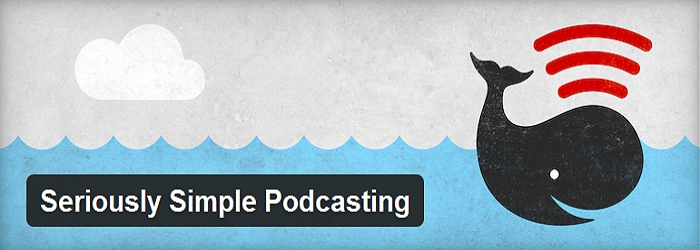 WordPress podcast plugins: Seriously Simple Podcasting