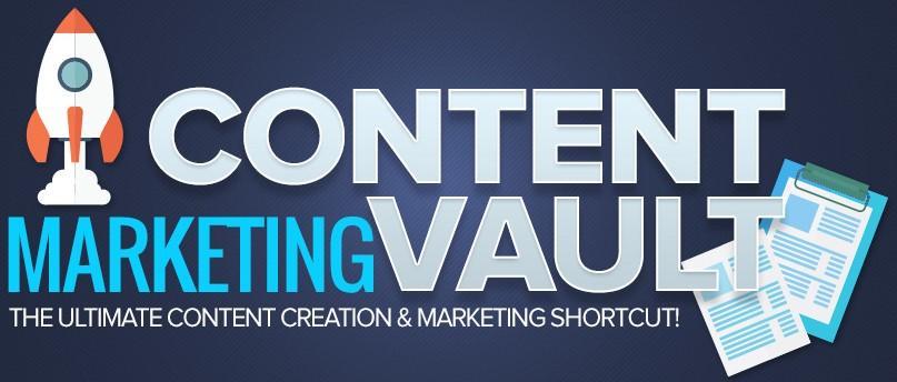 Content Marketing Vault