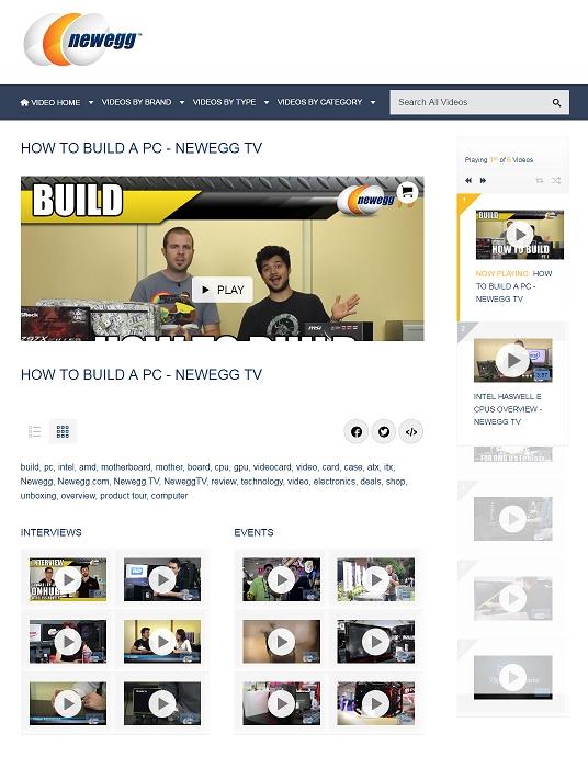 newegg-video-gallery