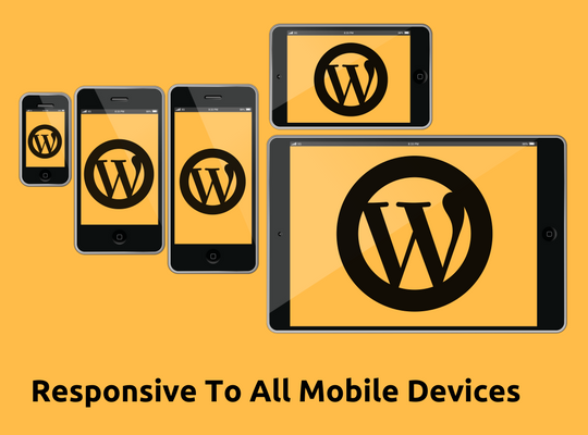 Responsive To All Mobile Devices