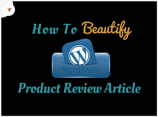 product review article