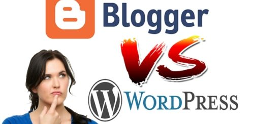 Blogger Vs WordPress – Which Is Better for You