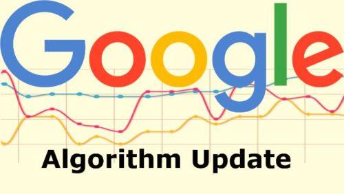 google algorithm update 2018