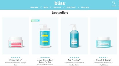 bliss-world-homepage