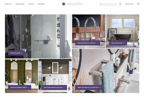 hausera landing page