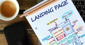 landing page conversions
