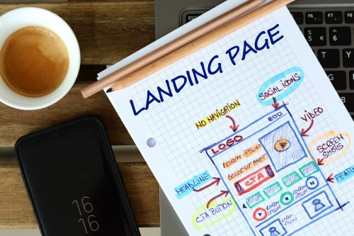 landing page conversions
