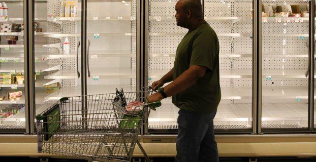COVID-19 Online Shopping Behavior